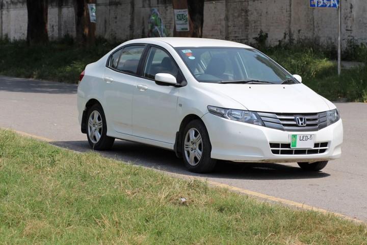 Honda City M.T 2014
