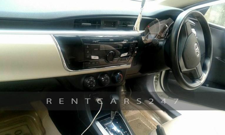 Corolla GLI 2016 A.T