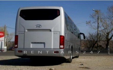 Luxury Bus 2012