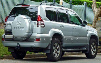 Land Cruiser 2006