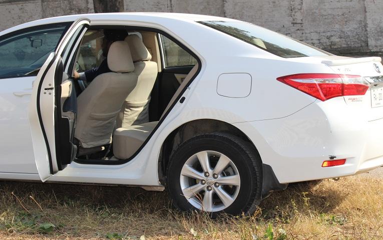 Corolla Altis 2016 A.T