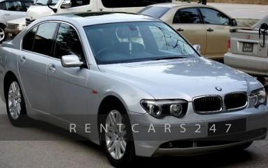 BMW 7 Series A.T