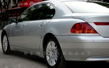 BMW 5 Series A.T