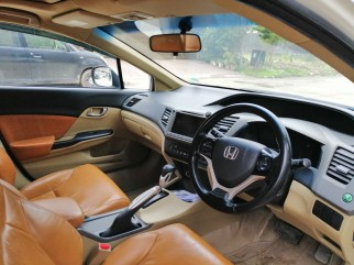 Honda Civic 2016 A.T