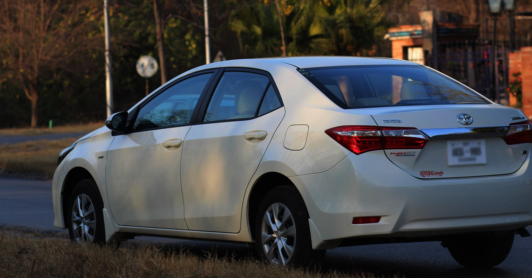 Pakistan Car Rentals